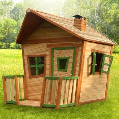 Casas de madera segunda mano casasdemadera top for Casitas para jardin de segunda mano