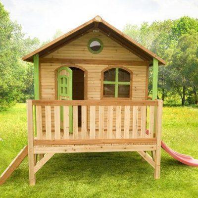 Casas de madera para ni os casasdemadera top - Casas de juego para ninos ...