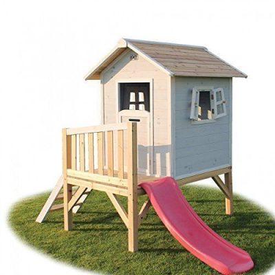 Casas de madera para ni os casasdemadera top - Casetas de madera infantiles ...