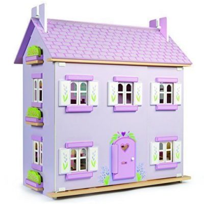 Le-Toy-Van-Lavender-Casa-de-madera-0