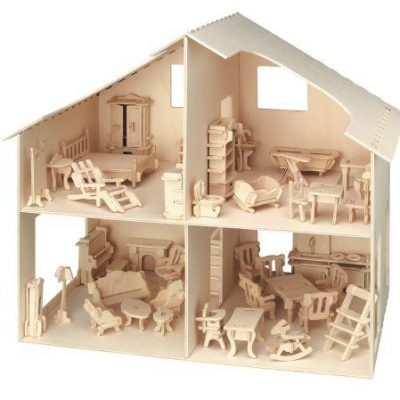 Pebaro-880-Casa-de-muecas-con-muebles-0