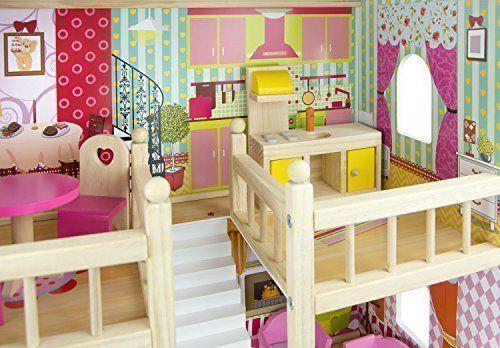 Sueo-Mansion-Casa-de-muecas-de-madera-con-muebles-0-1