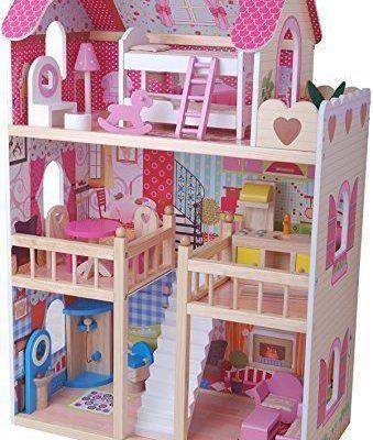 Sueo-Mansion-Casa-de-muecas-de-madera-con-muebles-0