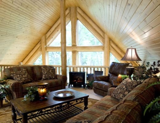 casas de madera finalandesas